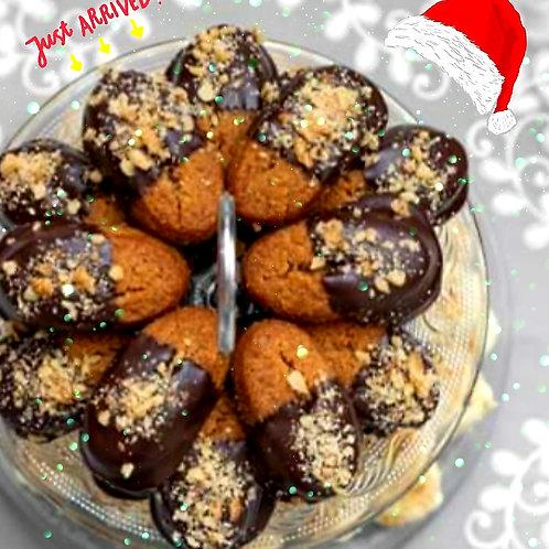 MELOMAKARONA CHOCOLATE Xmas honey cookies 500gr