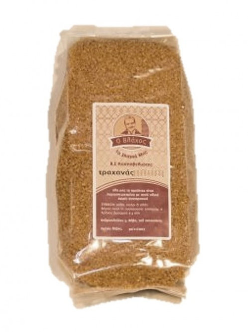 Trahanas Sour grained style pasta 500gr - O Vlahos