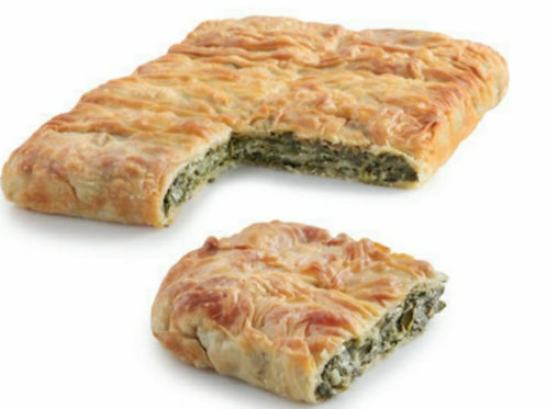 PRASOPITA  - Vegan Leek Pie with herbs 6pcs