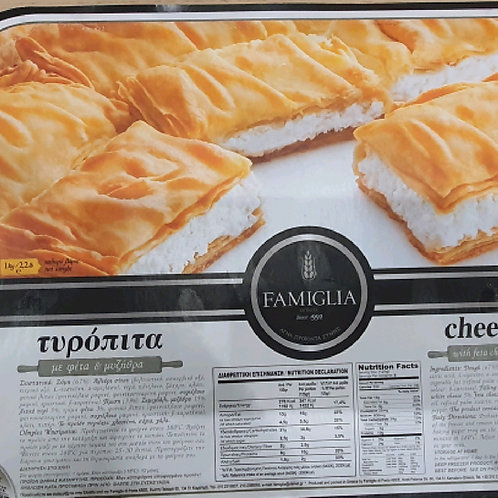 TIROPITA -  Traditional feta cheese pie 1kg