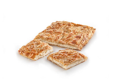 ANOGION  - Cretan Cheese Pie with sesame 6pcs