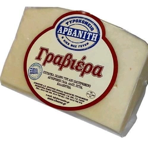 Graviera Gruyere Cheese 220gr Arvanitis