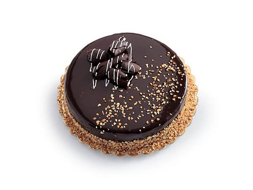 CHOCOLATE with Almonds cake 1000gr