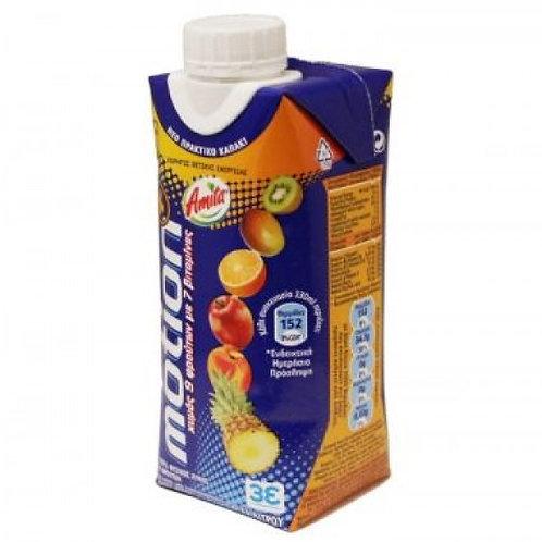 Amita Motion Fruit Juice 330ml