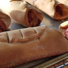 Mykonos sausage roll - loukanikopita