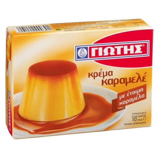 Creme Caramel Jotis 112gr