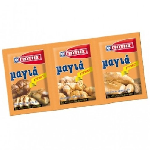 Instant Yeast Powder Magia 3pc - 8gr Jotis