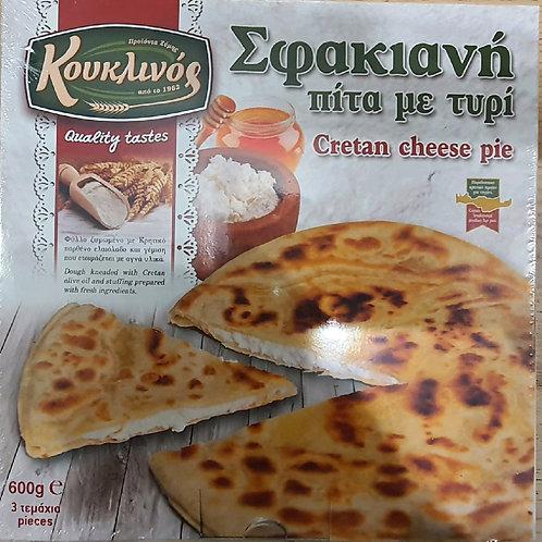 Voskopita sfakiani cheese 3x200gr