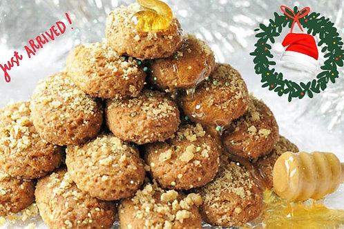 MELOMAKARONA Xmas honey cookies 500gr