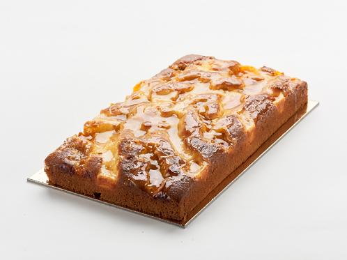 MILOPITA 2pcs - Apple cake from Crete island
