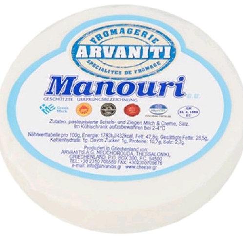 Manouri cheese PDO 170gr Arvaniti