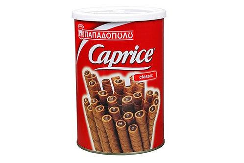 CAPRICE - wafer rolls with hazelnut 400gr