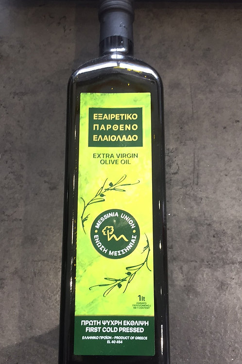 Kalamata Extra Virgin Olive Oil 1ltr - Messinia Union