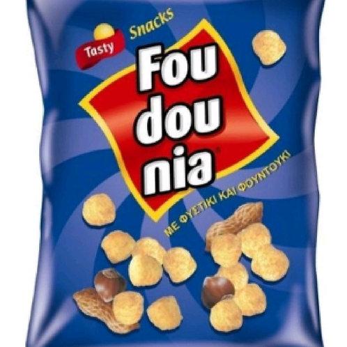 Foudounia corn snack 105gr Tasty