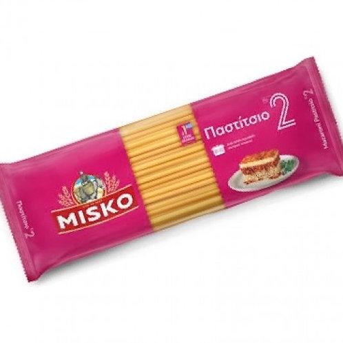 Misko pasta - No2 for Pastitsio 500gr