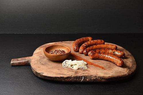 Greek sausage pork with leek 300gr