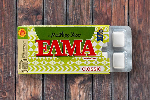 Elma Chios Gum with Mastic Aroma