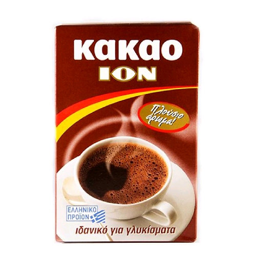 Cocoa Powder for Chocolate Beverage ION 125gr