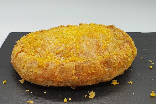 GRAVIEROPITA - Gruyere cheese pie
