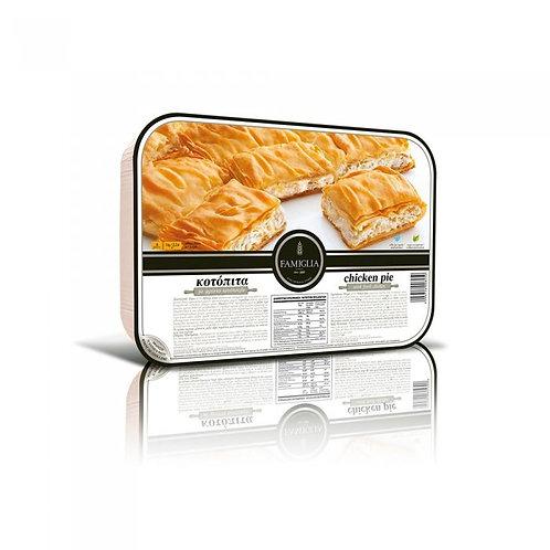 KOTOPITA - Chicken pie 1kg (4pcs tray)