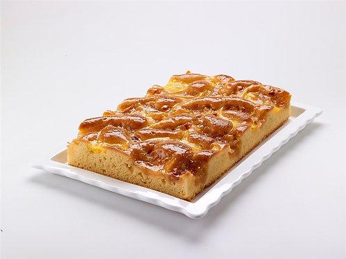 RODAKINOPITA (2pcs) - Peach cake from Crete island