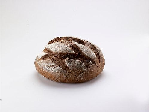 Crete island Carob loaf preprofed ~360gr for home baking