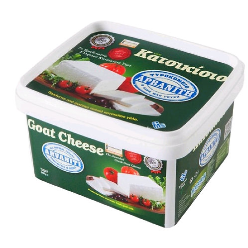 Goat Cheese PDO 900gr Arvaniti