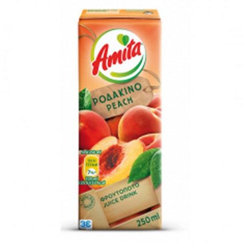 Amita Peach Fruit Juice 250ml