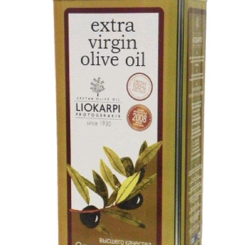 Cretan Liokarpi Extra Virgin Olive Oil 5lt