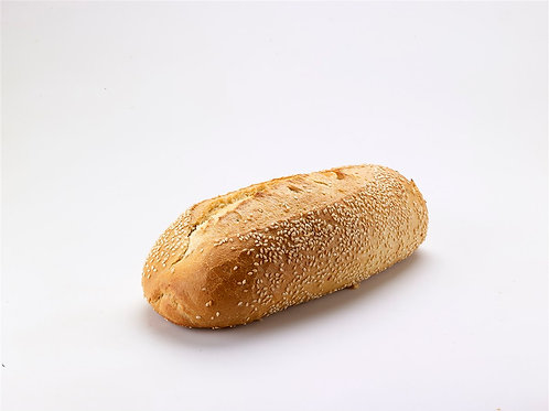 Crete island Rustic loaf with sesame  preprofed 380g  for home baking