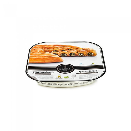 ROUND SPANAKOPITA -  Spinach & Feta Cheese Pie 800gr
