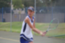 Holy Rosary School tennis