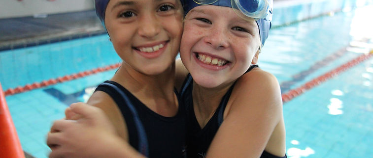 Holy Rosary School swimming