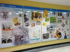 Acrylic 3D product display