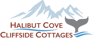 Halibut Cove Cliffside Cottages logo