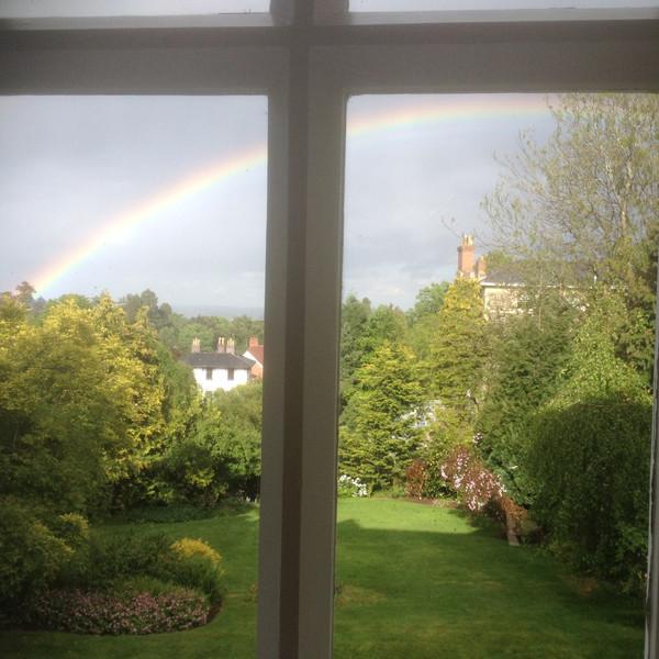 Views over Severn Plain