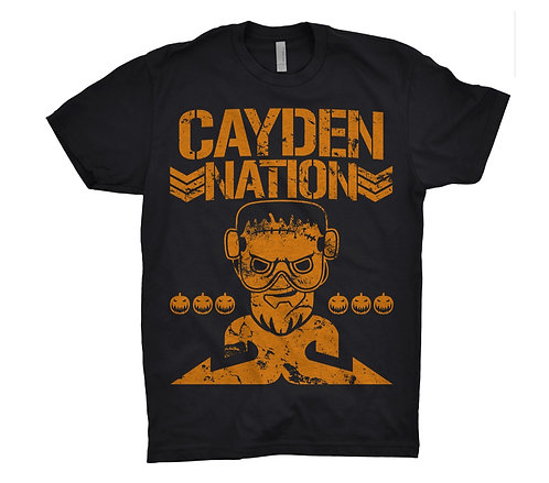 CAYDENnation Halloween Edition