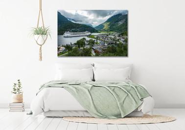 Hellesylt - Noorwegen