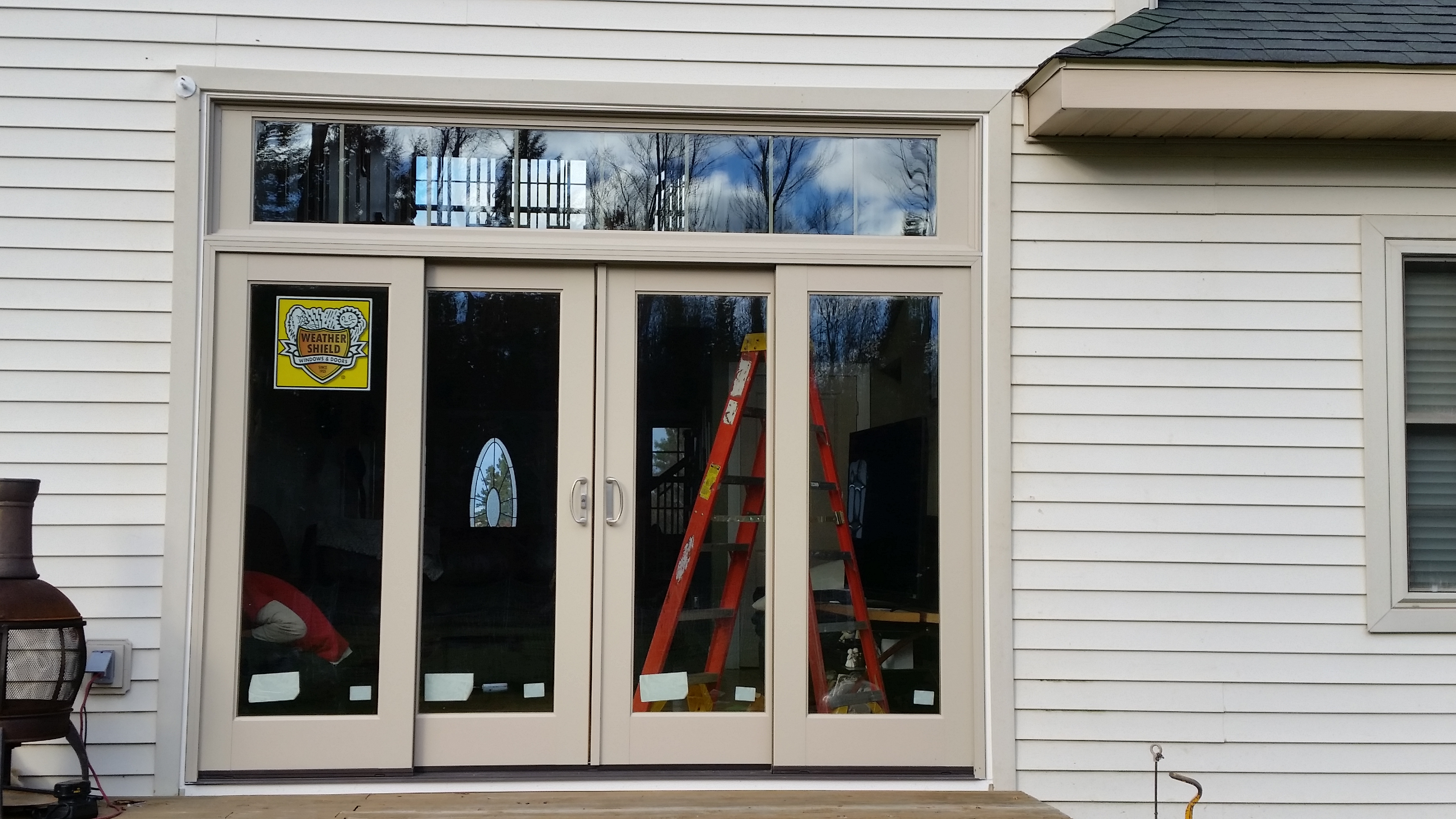 WS Patio Door