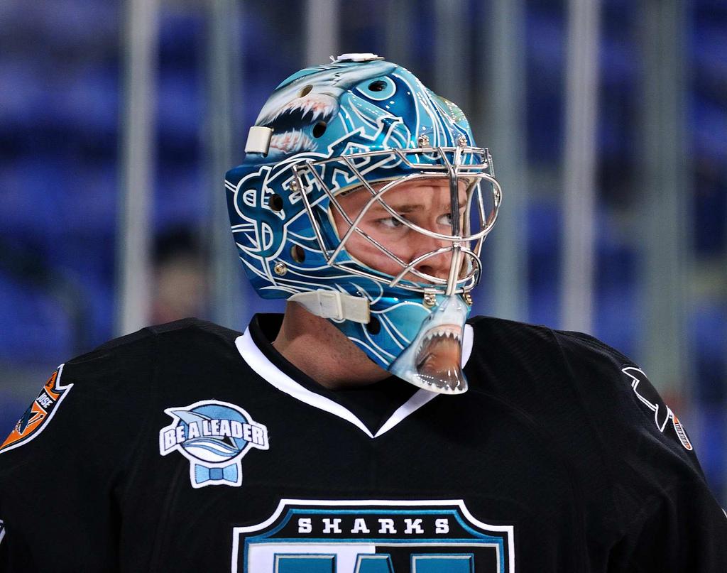 Tyson Sexsmith San Jose Sharks 6