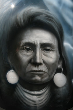 CHIEF AND EAGLE 1