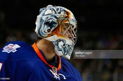 Thomas Greiss NY Islanders 05