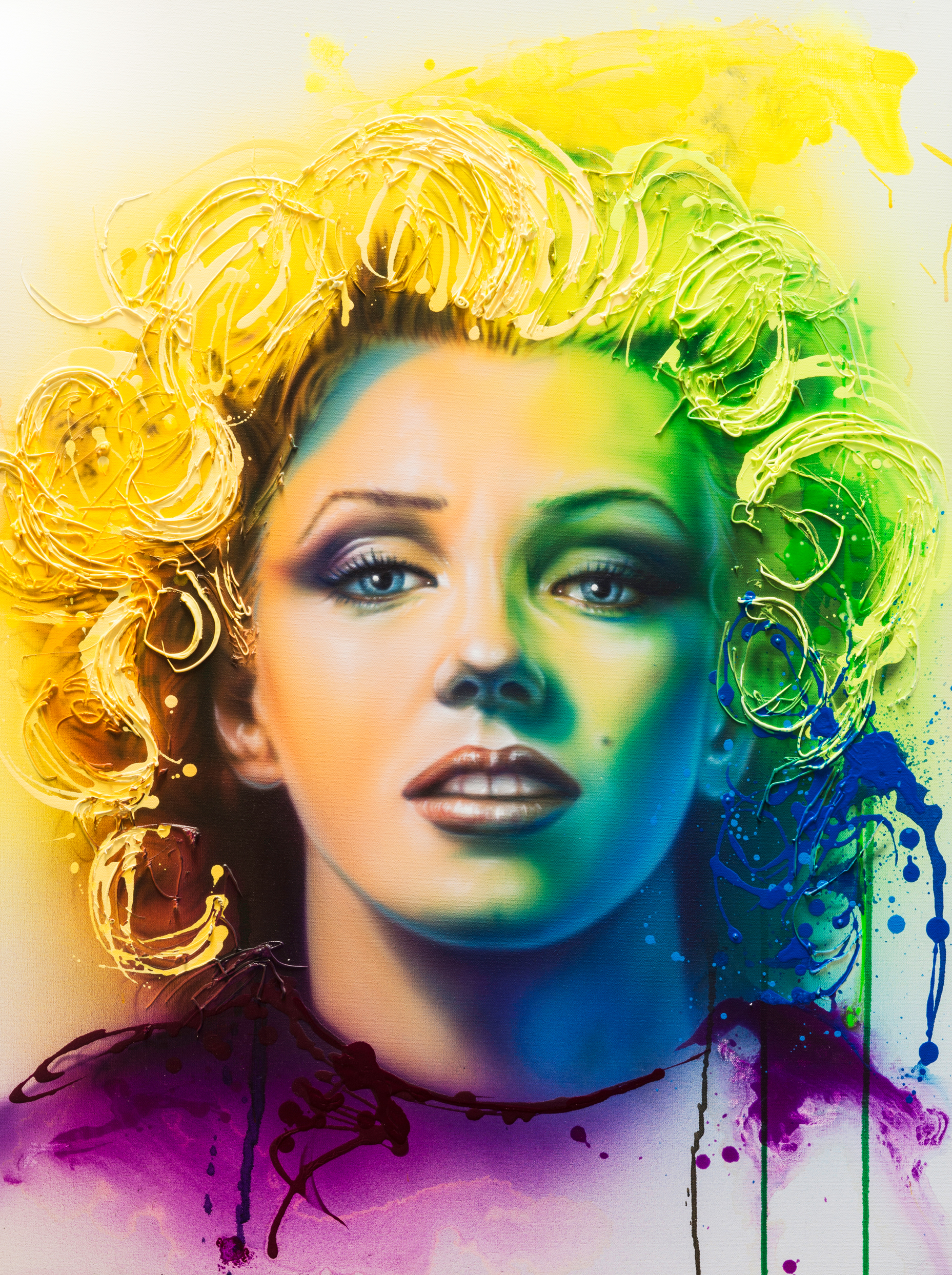 NEON ICON SERIES-MARILYN