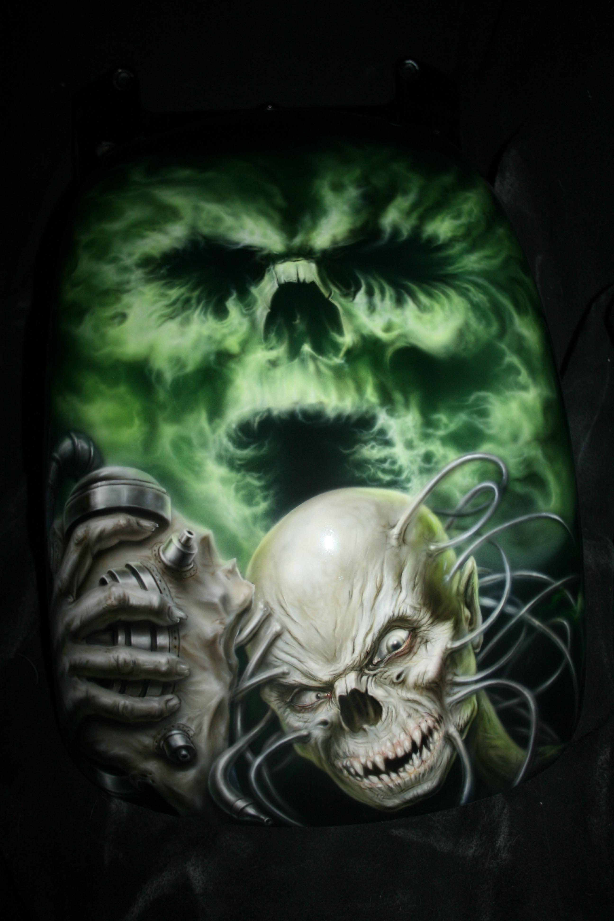 GREEN DEATH 3