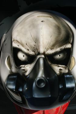 Gasmask Skull 2