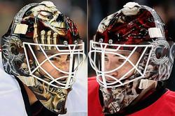 Curtis McElhinney Calgary Flames 4