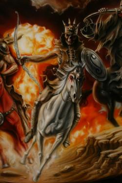 FOUR HORSEMEN 2