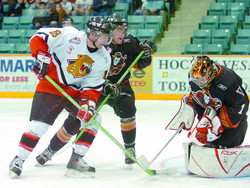 Justin Pogge Calgary Hitman 4