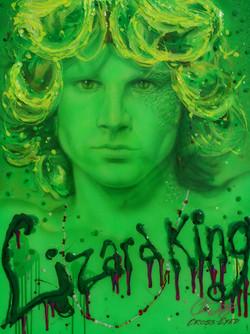 NEON ICON SERIES-LIZARD KING