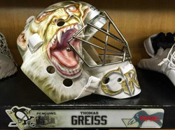Thomas Greiss Pittsburgh Penguins 7